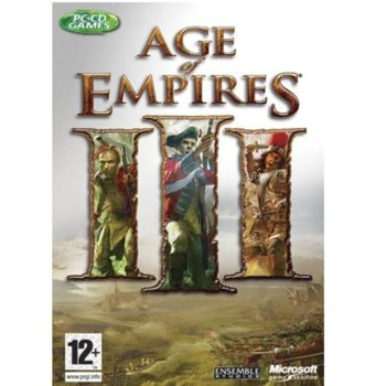 Age of Empires III product