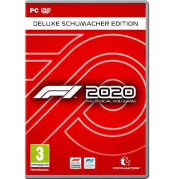 F1 2020 Deluxe - Schumacher Edition PC product