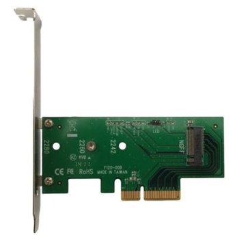 Estillo DT-120 PCI-E x4 to SSD M.2  product