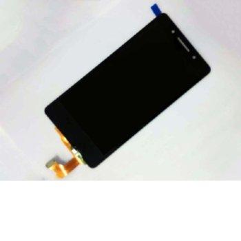 Дисплей за Huawei Honor 7, LCD Original, с тъч, черен image
