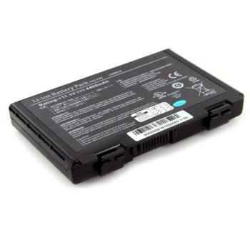 Батерия (заместител) за Asus series, 11.1V, 4400 mAh image