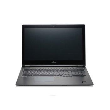 "Лаптоп Fujitsu Lifebook U759 (VFY:U7590M271FRO), четириядрен Whiskey Lake Intel Core i7-8565U 1.8/4.6 GHz, 15.6"" (39.62 cm) Full HD Anti-Glare Display, (HDMI), 16GB DDR4, 512GB SSD, 1x USB Type-C, Windows 10 Pro, 1.95 cm image"