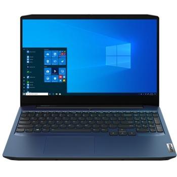 "Лаптоп Lenovo IdeaPad Gaming 3 15IMH05 (81Y40139BM)(син), четириядрен Comet Lake Intel Core i5-10300H 2.5/4.5 GHz, 15.6"" (39.62 cm) Full HD IPS Anti-Glare Display & GF GTX 1650 Ti 4GB, (HDMI), 16GB DDR4, 512GB SSD, No OS  image"