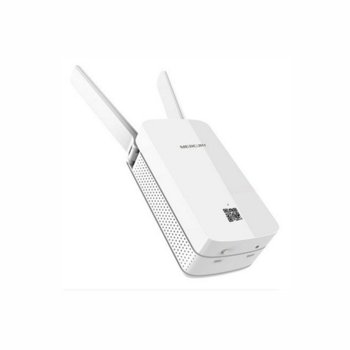 Range Extender/Репитер Mercusys MW300RE, 2.4GHz (300Mbps), 2x външни антени image