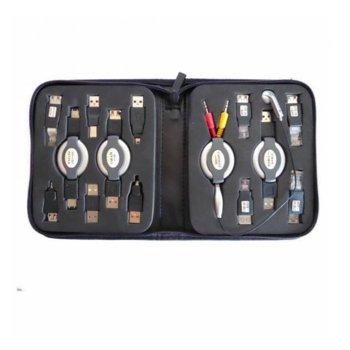 Комплект за лаптоп KIT LAPTOP CT-001, различни USB накрайници и аксесоари image