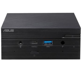 Мини компютър Asus PN50-BBR545MD-CSM, шестядрен AMD Ryzen 5 4500U 2.3GHz, 2x USB Type-C image