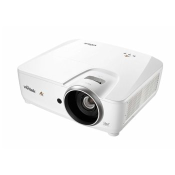 Проектор Vivitek HK2288-WH, DLP, UHD (3840x2160), 50000:1, 2000 lm, 3x HDMI, USB, бял image