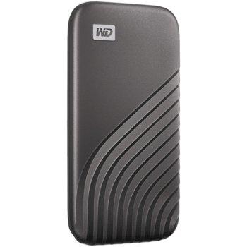 WD My Passport External SSD 1TB WDBAGF0010BGY-WESN product
