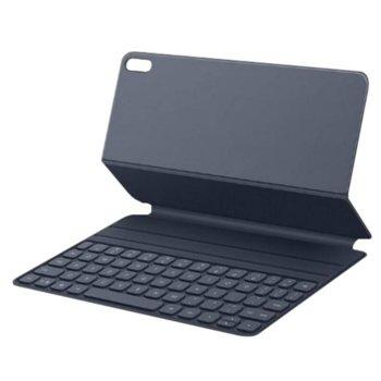 Клавиатура с кейс Huawei Matepad Pro Keyboard+Cover, за Huawei Matepad Pro, черна image