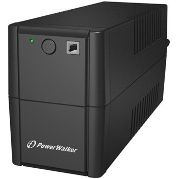 UPS Powerwalker VI 650SE VA UPS, 650VA/360W, Line Interactive image
