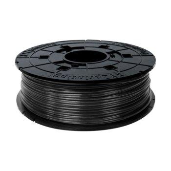 Консуматив за 3D принтер XYZprinting RFPLEXEU02C, PLA, 1.75 mm. Ø, черен, 600 g image