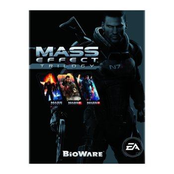 Mass Effect Trilogy product