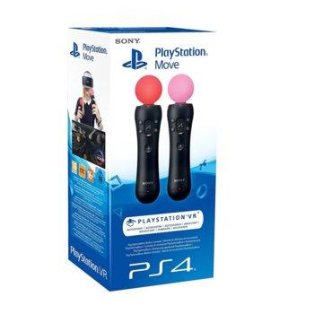 Аксесоари Sony Move за PlayStation 4, Twin Pack image
