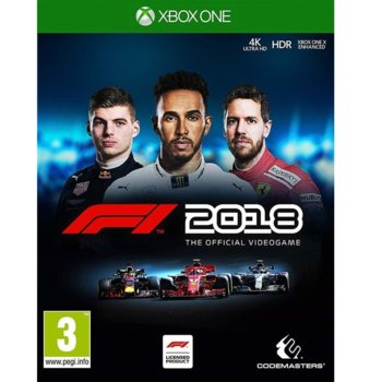 F1 2018 Xbox One product