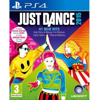 Just Dance 2015, за PlayStation 4 product