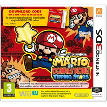 Mario vs. Donkey Kong: Tipping Star product