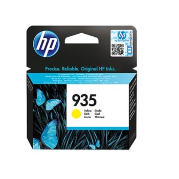 ГЛАВА ЗА HP Officejet Pro 6830 - Yellow - 935 - P№ C2P22AE - заб.: 400k image