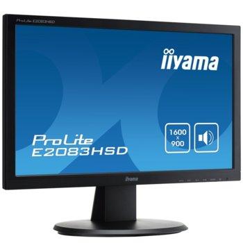 Iiyama Prolite E2083HSD-B1 product