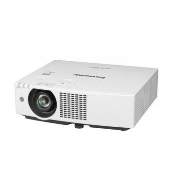 Проектор Panasonic PT-VMZ50EJ, 3LCD, WUXGA (1920x1200), 3 000 000:1, 5000 lm, 2x HDMI, 1x VGA, 2x Audio in, LAN image