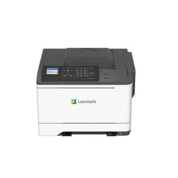 Лазерен принтер Lexmark CS421dn, цветен, 1200 x 1200 dpi, 23 стр/мин, LAN1000, USB, А4 image