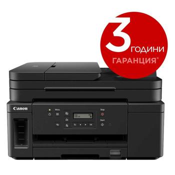 Мултифункционално мастиленоструйно устройство Canon PIXMA GM4040, цветен принтер/копир/скенер, 600 x 1200 dpi, 28 стр/мин, LAN, Wi-Fi, USB, A4 image