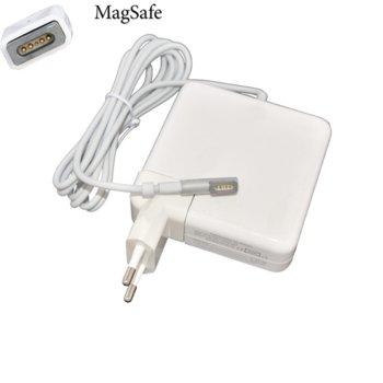 """Захранване (заместител) за лаптопи Apple 16.5-18.5V/4.6A/85W, """"L"""" Type image"""