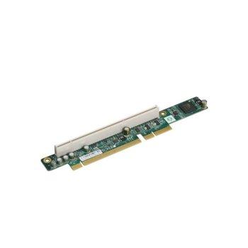 1U PCI-X Riser Card product
