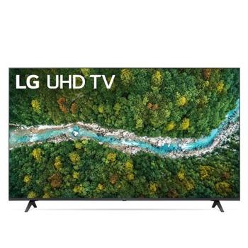 "Телевизор LG 65UP77003LB, 65"" (165.1 cm) 4K/UHD Smart TV, HDR, DVB-T2/C/S2, LAN, Wi-Fi, Bluetooth, 2x HDMI, 1x USB image"