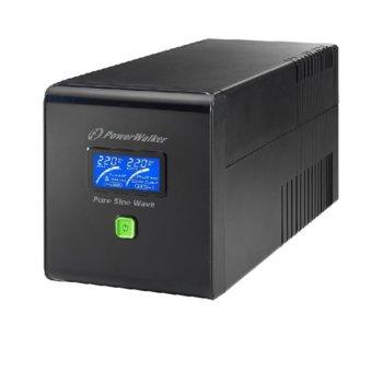 UPS Powerwalker VI 750PSW UPS, 750VА/480W, Line Interactive  image
