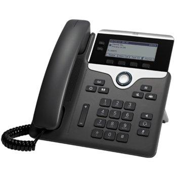 VoIP Телефон, Cisco UC 7821, 2 линии image