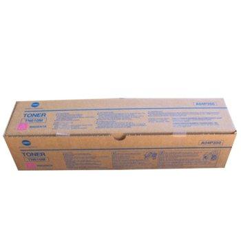 КАСЕТА ЗА KONICA MINOLTA BIZHUB C5500/C5501/C6500/C6501 - Magenta - TN610M -  P№ A04P350 - заб.: 24000k image