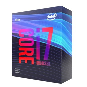 Intel Core i7-9700KF 3.60GHz (up to 4.90GHz) product
