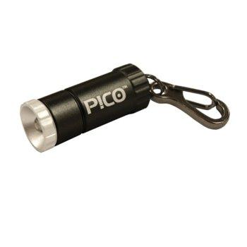Фенер UST Brands BrightForce Pico, 4x LR41, водоустойчив, джобен, черен image
