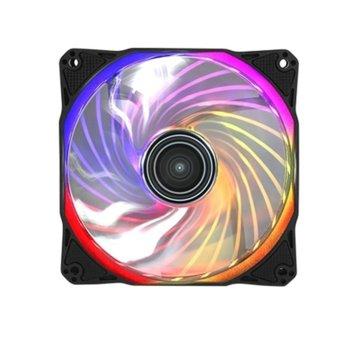 Вентилатор 120mm Antec Rainbow 120 RGB, 3-pin, 1200 RPM image