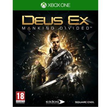 Игра за конзола Deus Ex: Mankind Divided, за XBOX One image