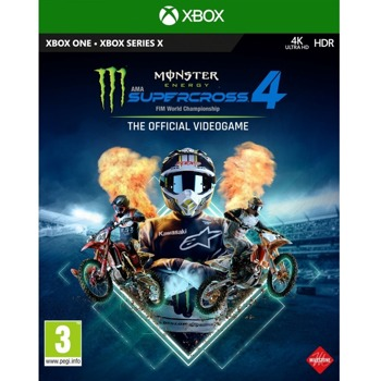 Monster Energy Supercross 4 Xbox One product