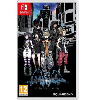 Игра за конзола Neo: The World Ends With You, за Nintendo Switch image