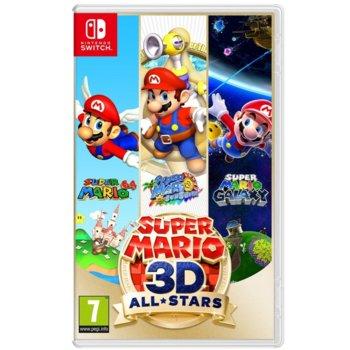 Игра за конзола Super Mario 3D All-Stars, за Nintendo Switch image
