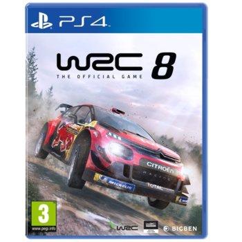 Игра за конзола WRC 8, за PS4 image