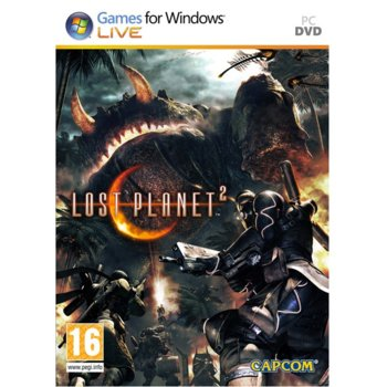 Lost Planet 2 product