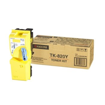 Kyocera (1T02HPAEU0) Yellow product