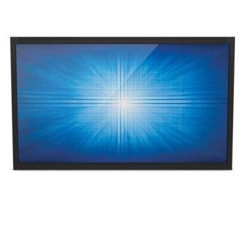 """Интерактивен дисплей ELO E326202 ET3243L-8UWB-0-MT-D-G, 31.5""""(80.01 cm), Full HD, Surface Acoustic Wave Multi Touch, VGA, HDMI, черни image"""
