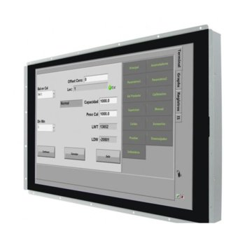 "Дисплей Winmate R10L100-POT2-C, тъч дисплей, 10.1"" (25.65 cm), WXGA, USB-C image"
