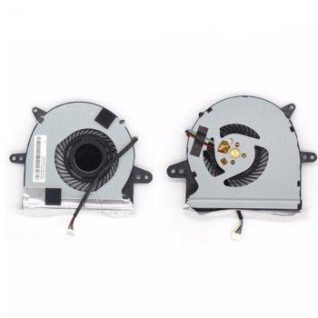 Вентилатор за лаптоп Asus, съвместим с Asus X401U X501U image