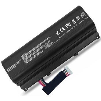 Батерия (заместител) за лаптоп Asus ROG, съвместима с G751/G751J/GFX71/GFX71J/GFX71JT, 8-cell, 15V, 88Wh image