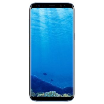 Samsung Galaxy S8 Plus Coral Blue SM-G955FZBABGL product