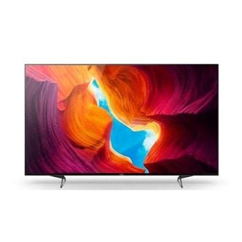 """Телевизор Sony KD-55XH9505, 55"""" (139.7 cm) LED, 4K Ultra HD Smart, DVB-C/T/T2/S/S2, Wi-Fi, LAN, 4x HDMI, 2x USB, енергиен клас G image"""
