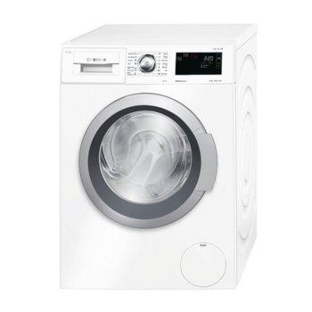 Перална машина Bosch WAT 28661 ME, клас A+++, капацитет 8 кг., 1400 обр/мин, EcoSilence Drive, TouchControl бутони, бяла  image