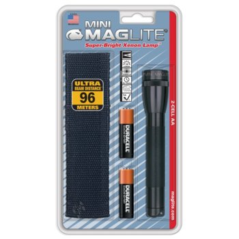 Фенер Mini MAGLITE 2x батерии АА product