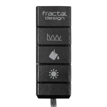 Fan Controller (контролер) Fractal Design Adjust R1 RGB, съвместим с 5V адресируеми RGB устройства със стандартен 3-пинов конектор, 5 нива на яркост image
